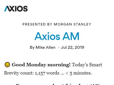 Axios AM - Axios AM, Deep Dive edition: Profiting from