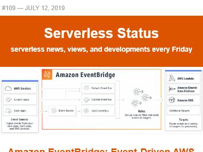 Serverless Status - A standard for writing solid serverless